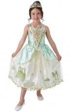 c778fbb48077 Dívčí kostým Princezna Tiana
