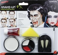 Halloweenská make up Sada vampír