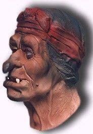 Maska Baba Haga Nora