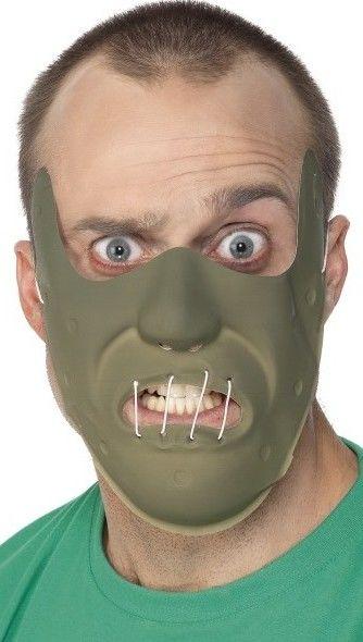 Plastová maska Kanibal