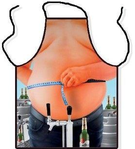 Zástěra břicháč