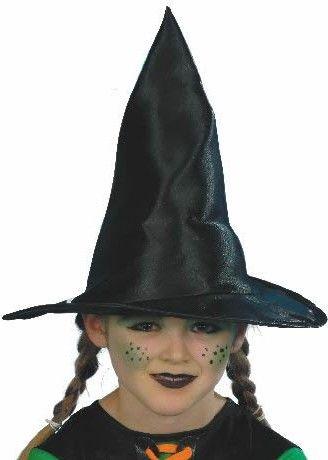 Dětský klobouk Čarodějnice (30cm)