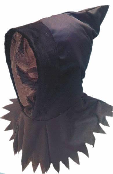 Kapuce s maskou přízrak