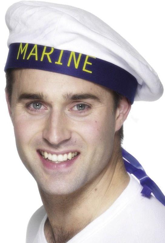 Klobouk námořník Marine
