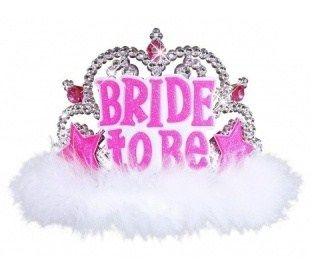 Korunka Bride to be bílá