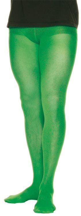 Pánské punčocháče zelené
