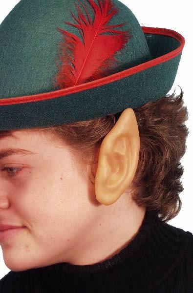 Uši elf (tmavé)