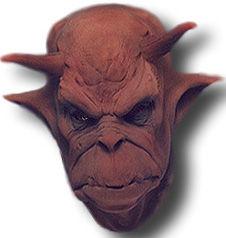 Maska Belzebub