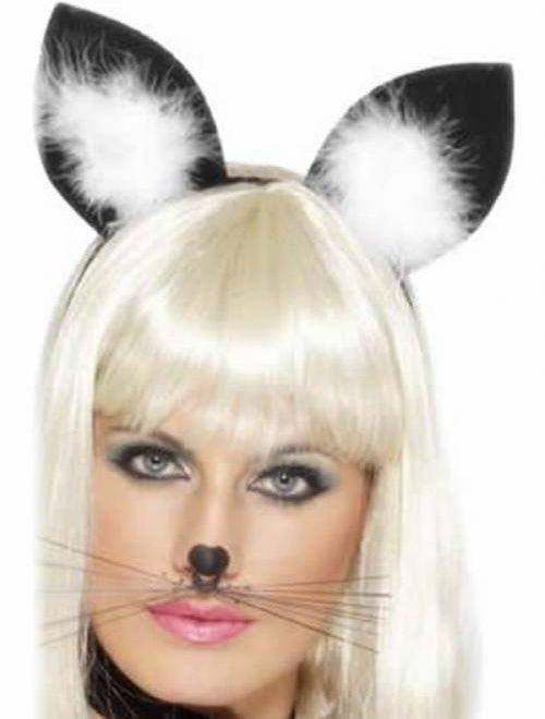 Uši Kočka
