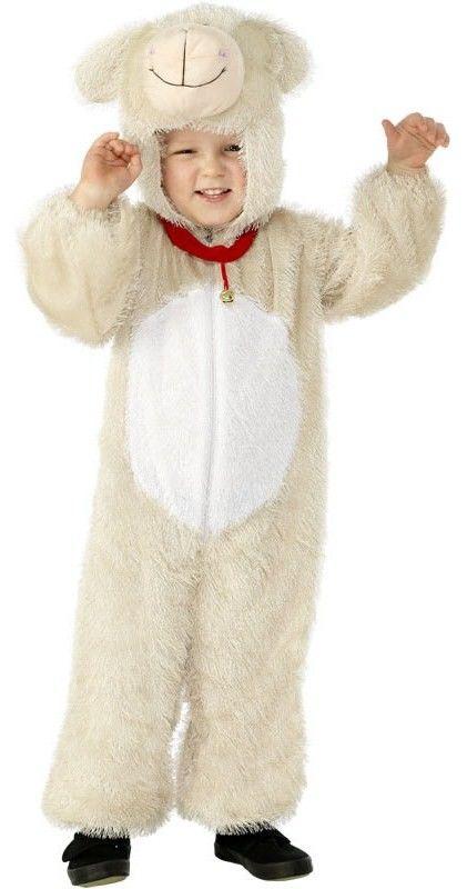 Dětský kostým ovečka 4-6 let