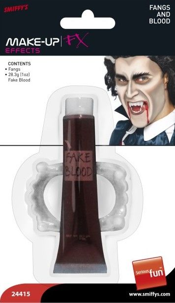 Krev a zuby