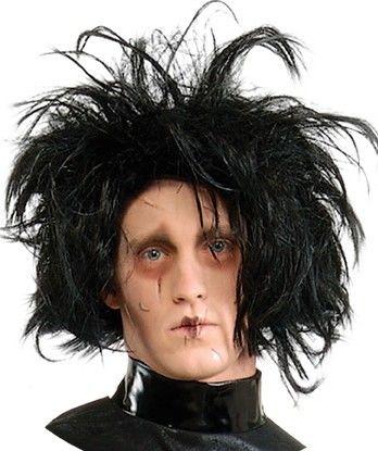 Pánská paruka střihoruký Edward