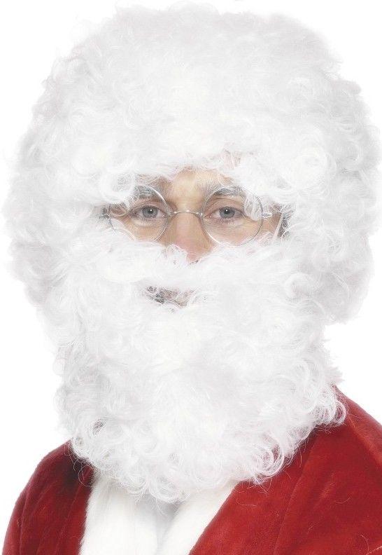 Pánská sada Santa, Mikuláš II (paruka, vousy)