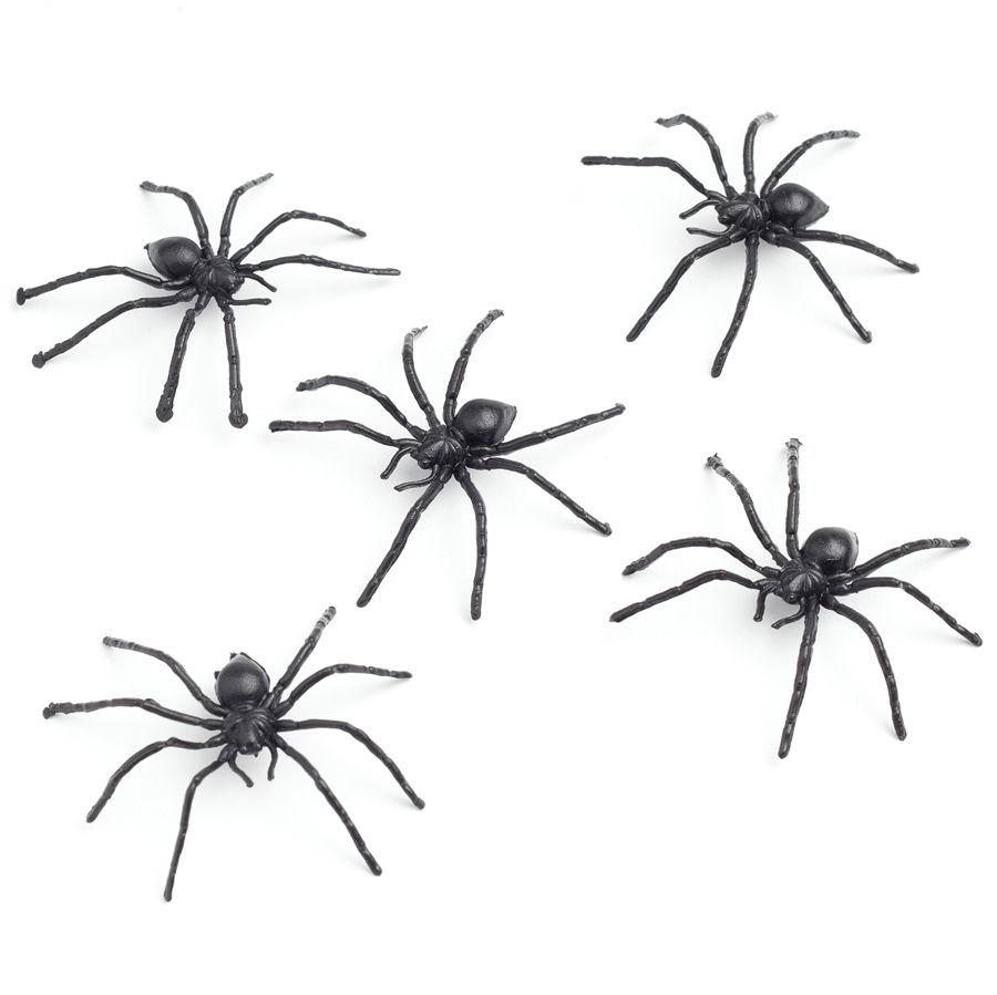 Pavouk plastový velký 7,7cm