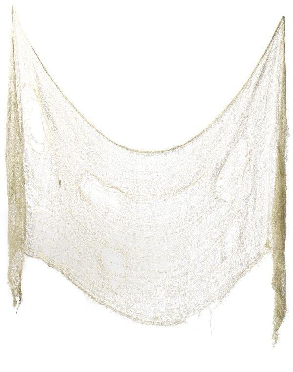 Hororové sukno (bílé)