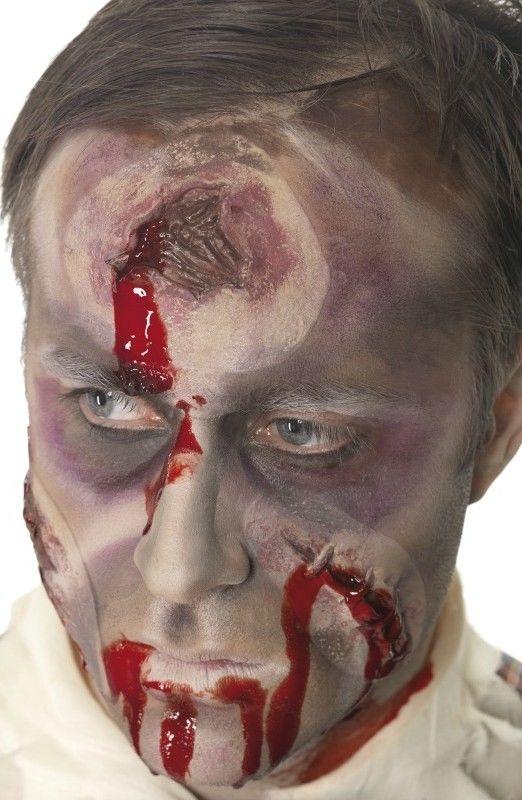 Zranění Jizva na čelo