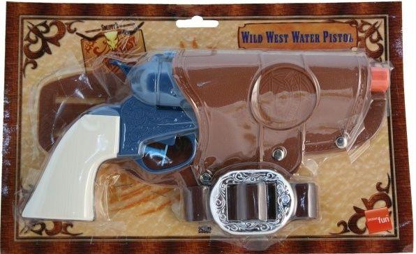 Sada Divoký západ (pistole, opasek)