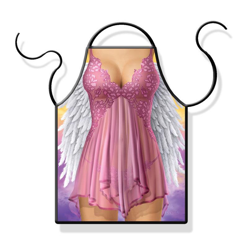 Zástěra andělská žena