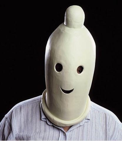 Maska kondom