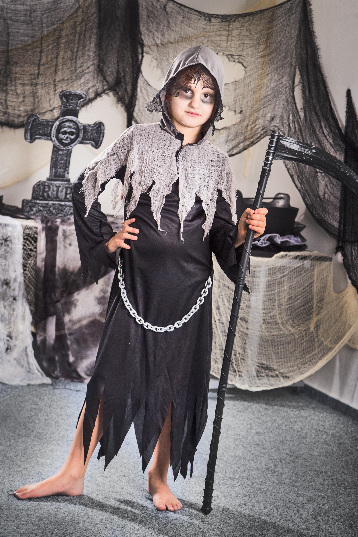 Dětský kostým smrťák. Zvolte si variantu (Tabulka velikostí) 5e7109feadc