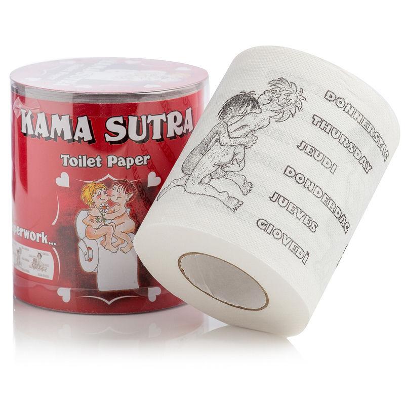 Toaletní papír Kámasútra