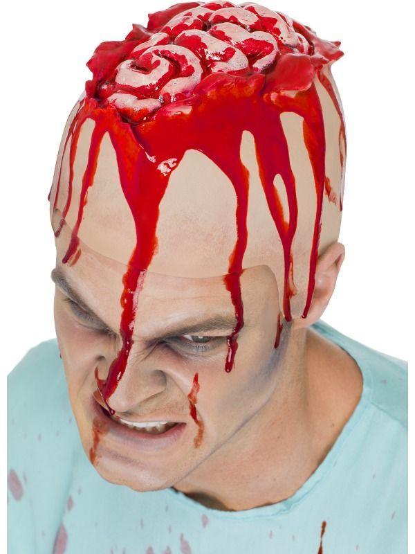 Zranění Otevřená hlava