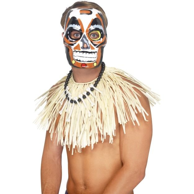 Pánská maska Voodoo válečník