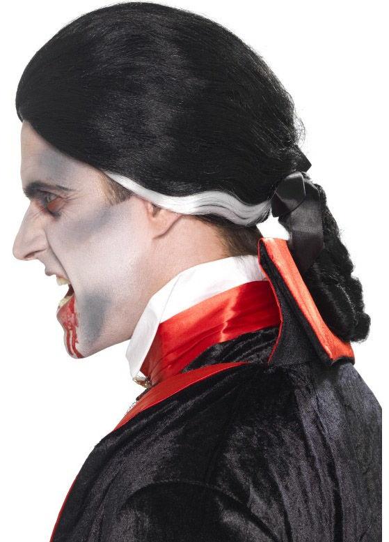 Pánská paruka - colonial Vamp