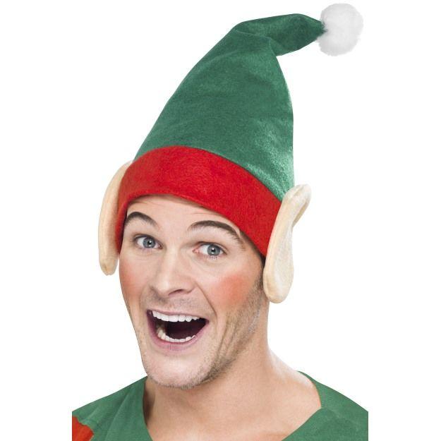 Čepice s elfíma ušima
