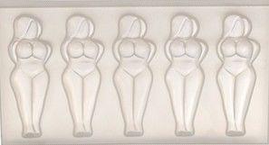 Forma na led žena