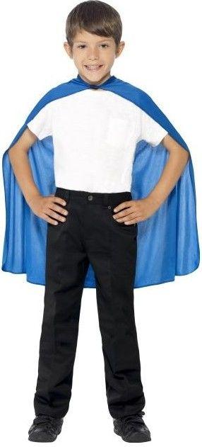 Dětský plášť, modrý