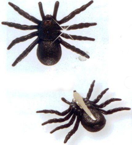 Spona do vlasů pavouk