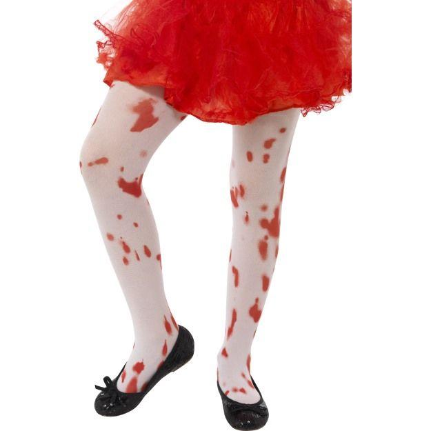 Dětské punčocháče s krví, 6-12let