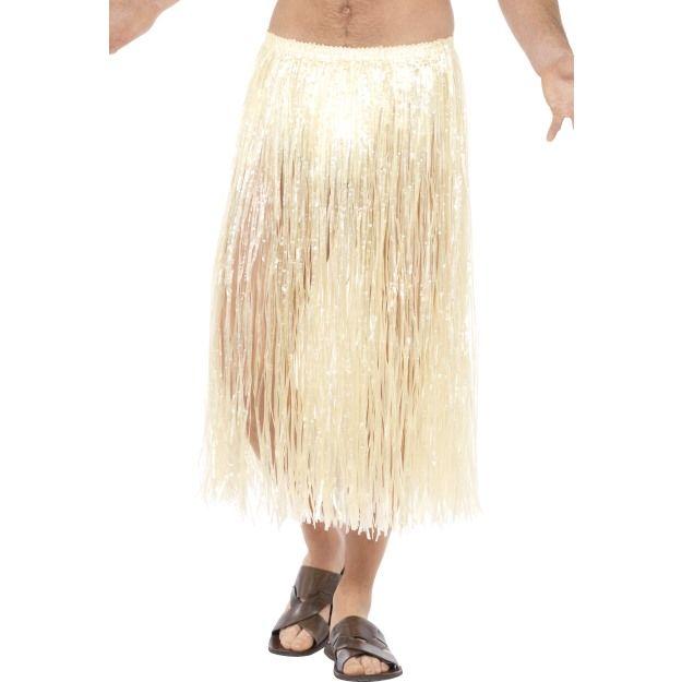Havajská sukně přírodní