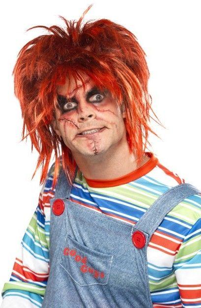 Make up sada Chucky