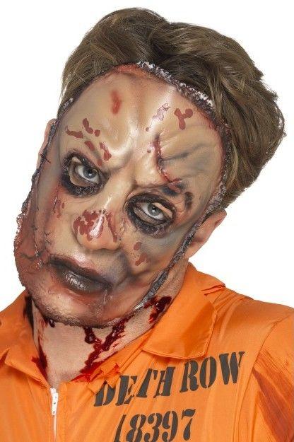 Obličejová maska zombie