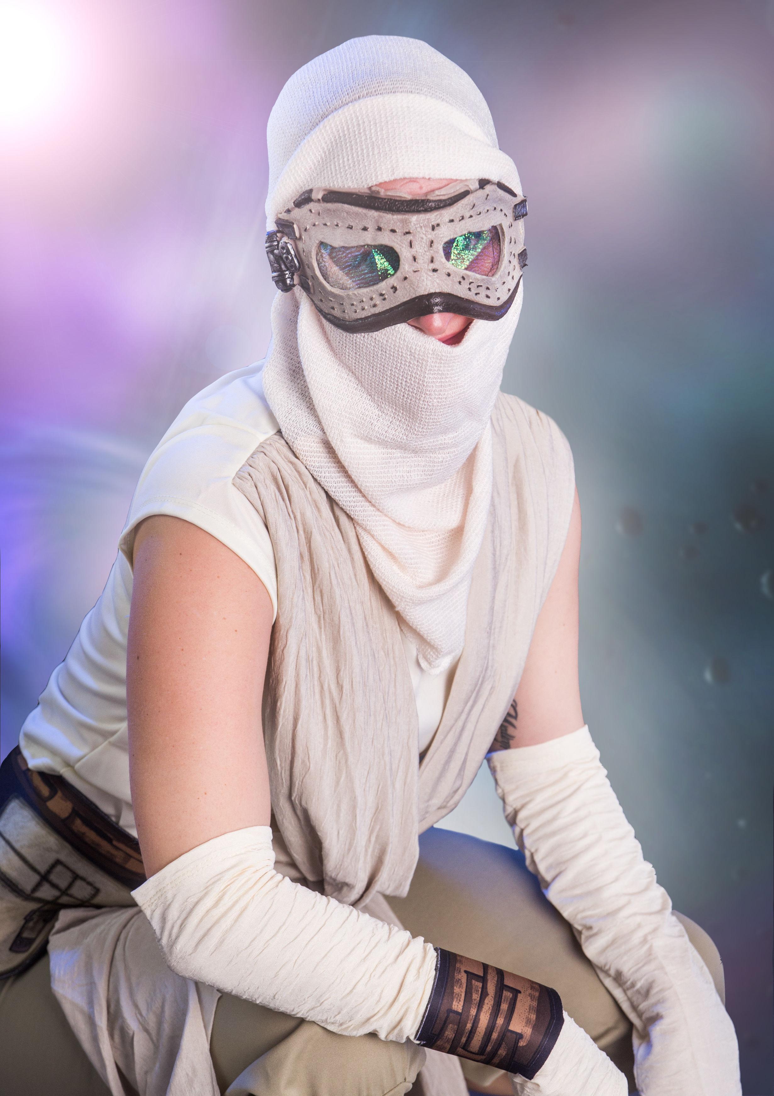 Dámský kostým Rey Star Wars Deluxe. Zvolte si velikost (Tabulka velikostí) 19bd49dd42c