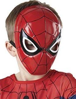 Dětská plastová maska Spiderman