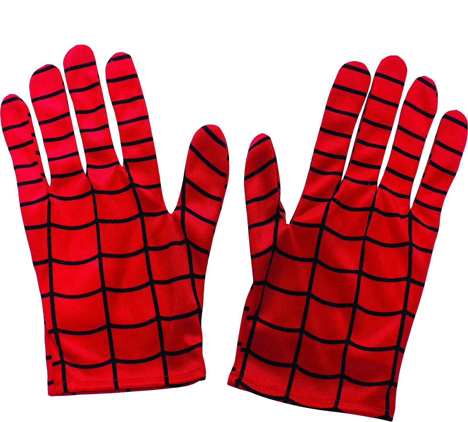 Dětské rukavice Spiderman
