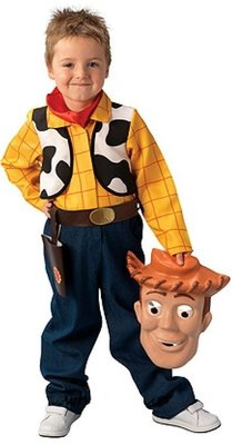 Chlapecký kostým Toy Story Woody deluxe
